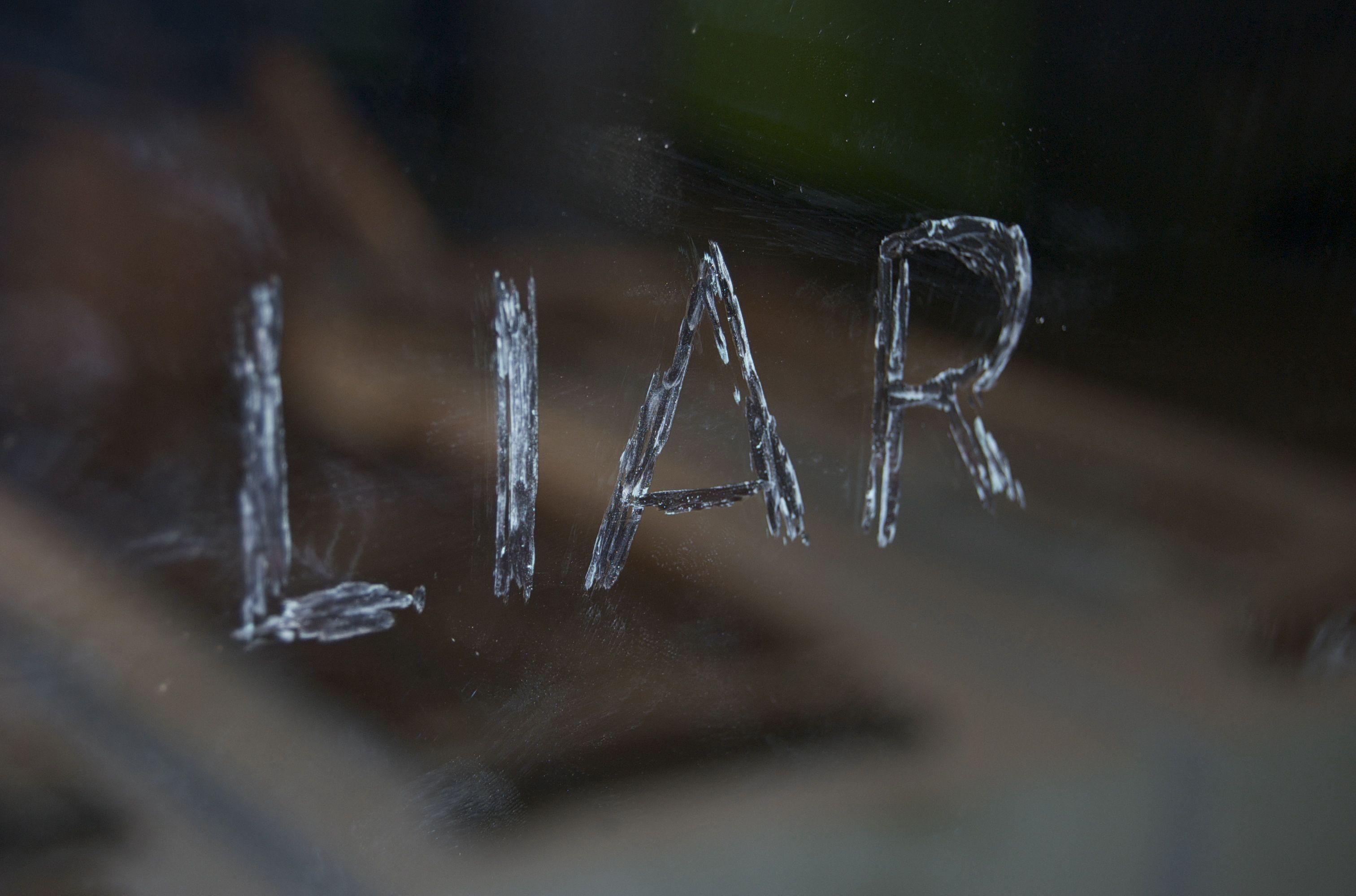 POOFness for June 26 Liar-liar