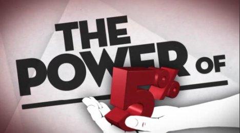 power-of-5percent