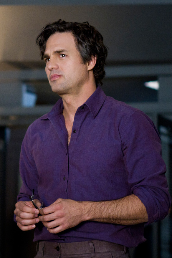 Purple shirt of sexiness