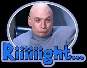 dr evil right