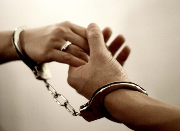 handcuff marriage