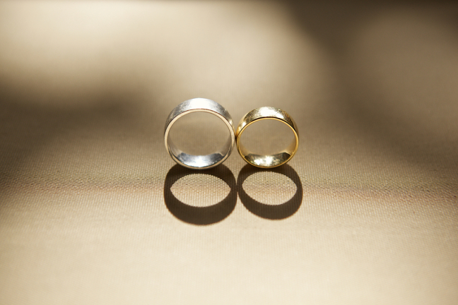 wedding rings wifely obligation
