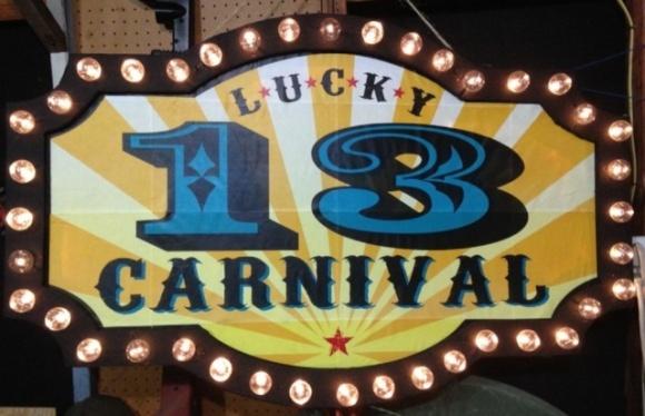Lucky 13 carnival