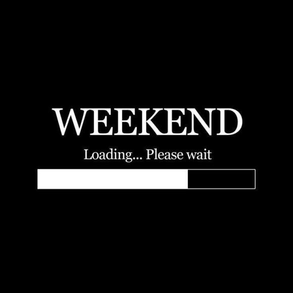 Weekend Loading Please Wait