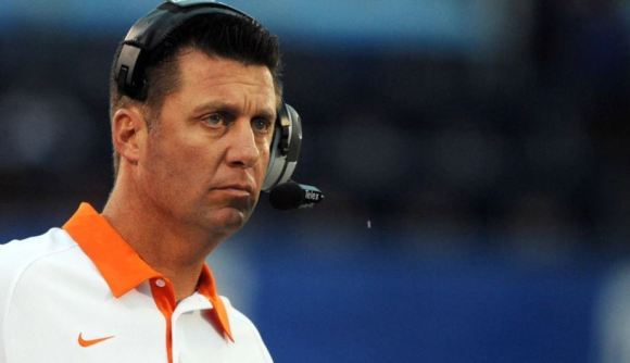 coach mike gundy