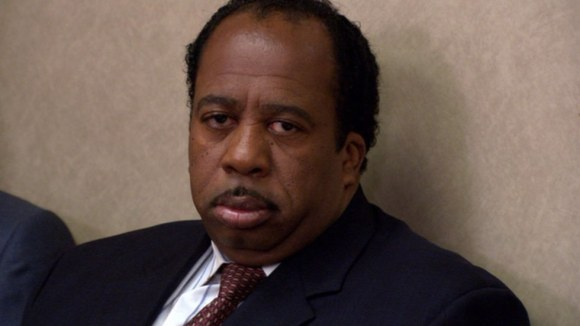 Stanley from The Office - NBC