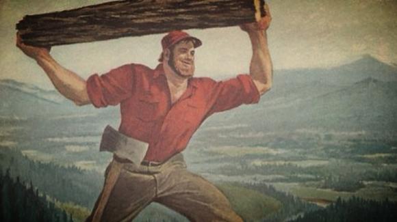 lumberjack - crying at the gates